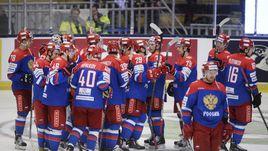 Сегодня. Вестерос. Швеция - Россия - 0:4. Россияне всухую обыграли шведов во втором матче в рамках Евротура.
