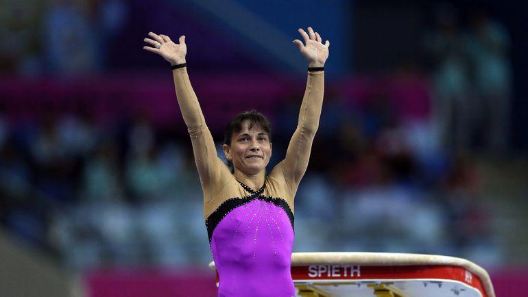 Оксана ЧУСОВИТИНА. Фото Reuters