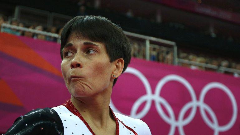 Оксана ЧУСОВИТИНА на Олимпийских играх-2012 в Лондоне. Фото Reuters