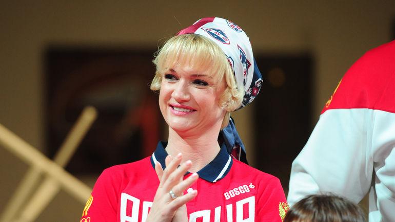Светлана ХОРКИНА. Фото Федор УСПЕНСКИЙ, «СЭ»