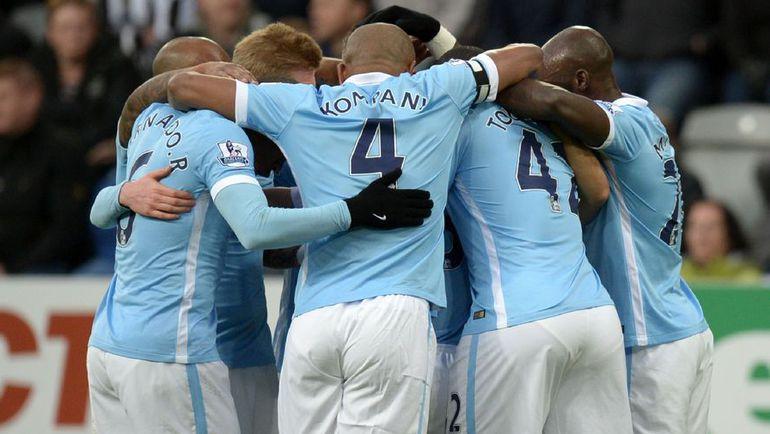 "У ""Манчестер Сити"" не все в порядке в обороне. Фото Reuters"
