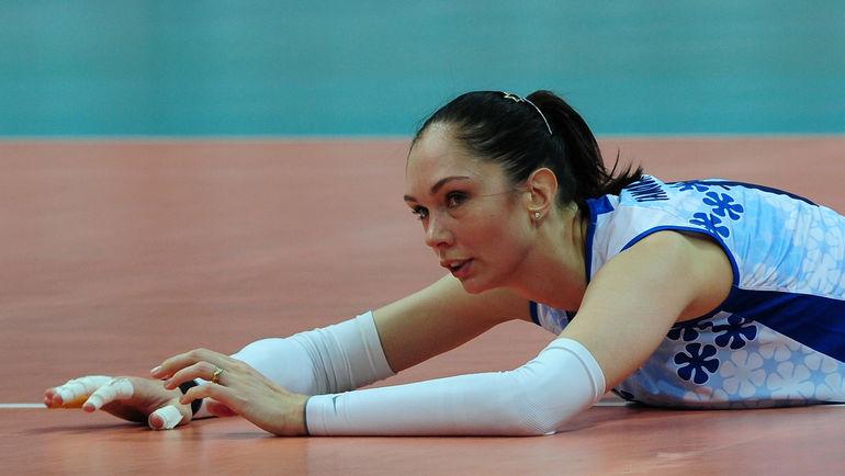 Тем не менее в сборной России на Екатерину ГАМОВУ по-прежнему рассчитывают. Фото Никита УСПЕНСКИЙ, «СЭ»
