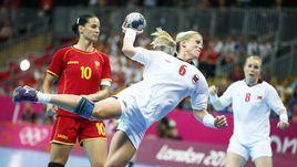 Норвежские гандболистки обыграли Черногорию в финале Олимпиады