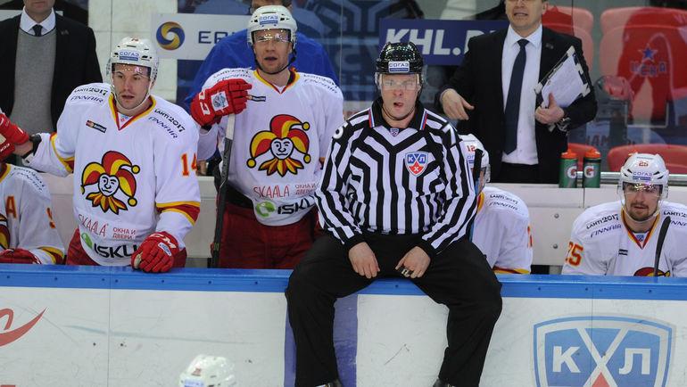 Судьи КХЛ раскритиковали прошлогоднюю систему работы. Фото Александр ФЕДОРОВ, «СЭ»