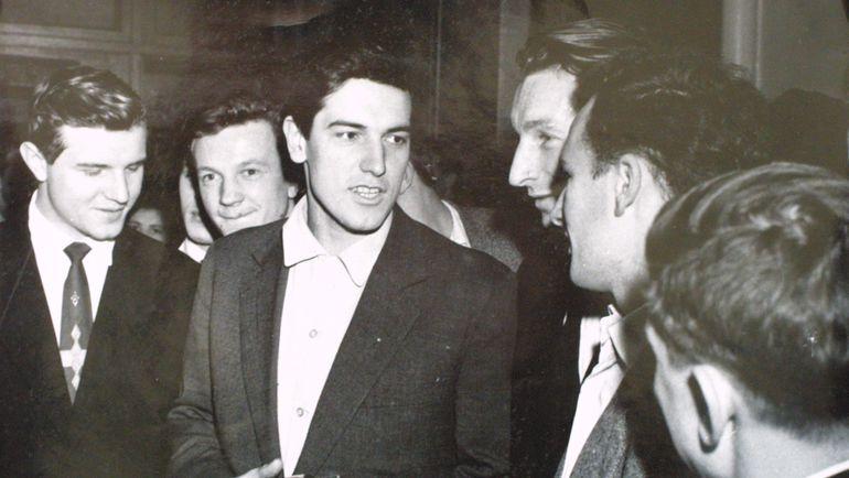 Валерий ВОРОНИН (в центре). Фото «СЭ»