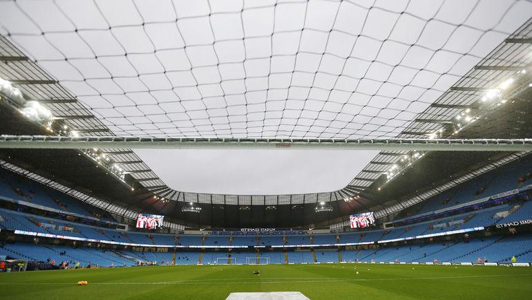 """Стадион """"Сити оф Манчестер"""". Фото Reuters"""