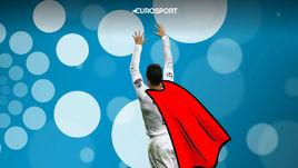 Криштиану Роналду - сила в любом виде спорта и на любой позиции.