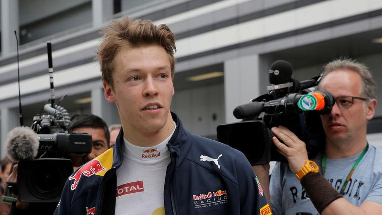 Даниил КВЯТ. Фото Reuters