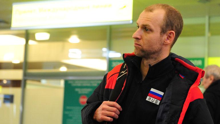 Алексей ВЕРБОВ. Фото Федор УСПЕНСКИЙ, «СЭ»