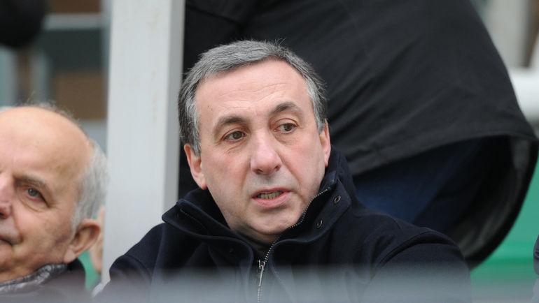 Евгений ГИНЕР. Фото Александр ФЕДОРОВ, «СЭ»