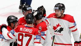 Сегодня. Санкт-Петербург. Канада - Словакия - 5:0. Канада на ЧМ-2016: пять побед в пяти матчах и 30 заброшенных шайб.