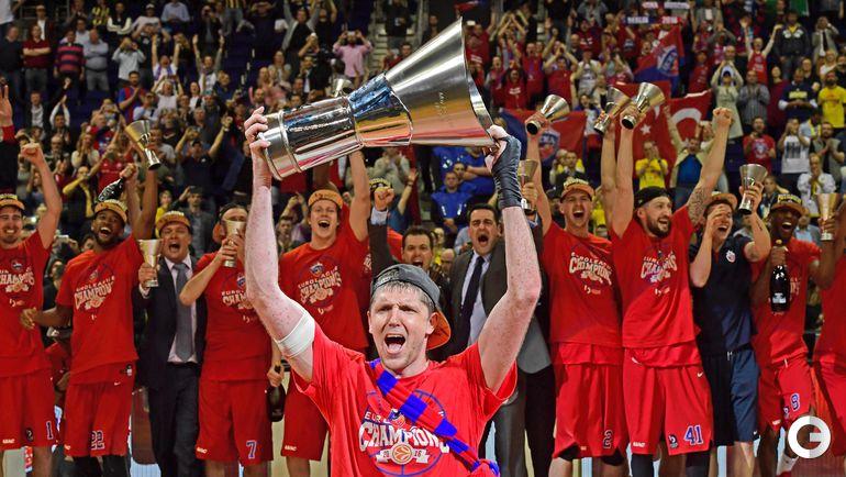 Евролига Баскетбол Фенербахче Цска