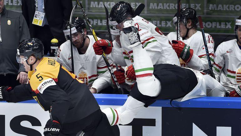 Сегодня. Санкт-Петербург. Германия – Венгрия – 4:2. Немцы гарантировали себе третье место в группе В. Фото AFP