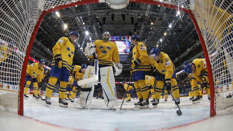 Сборная Швеции-2016 не так сильна, как обычно, но легко с ней России не будет. Фото Reuters
