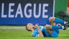 """""""Зенит"""" впервые с 2008 года не попал в Лигу чемпионов."""
