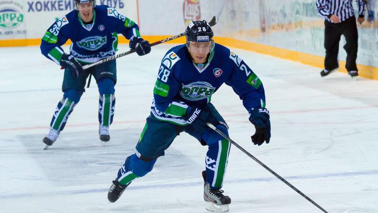 Михаил ЖУКОВ. Фото photo.khl.ru