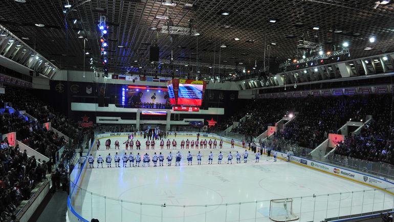 """Лига ждет новые команды. Фото Александр ФЕДОРОВ, """"СЭ"""""""