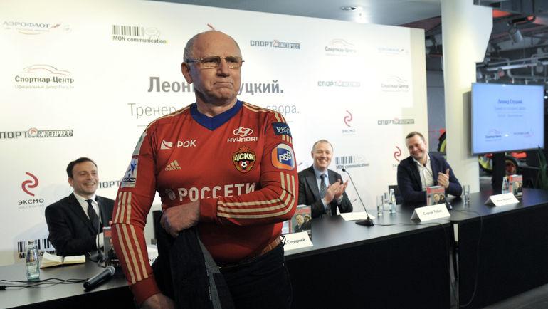 "Валерий БАРИНОВ. Фото Алексей ИВАНОВ, ""СЭ"""