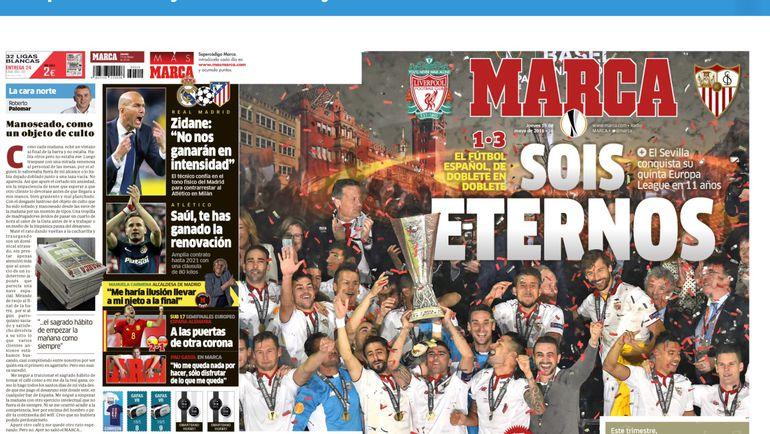 Marca.