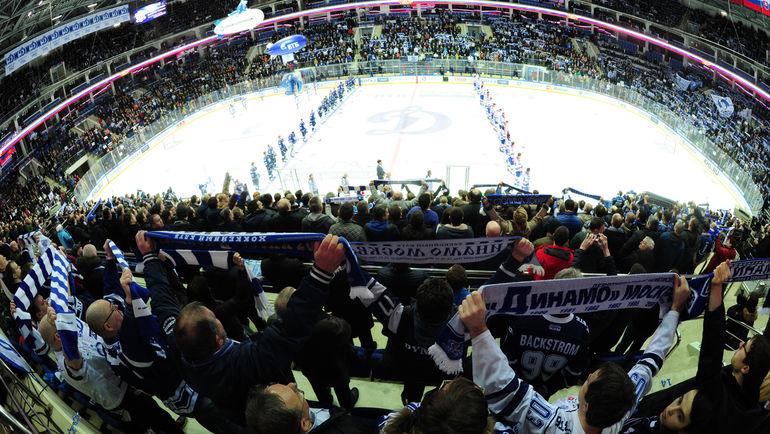 Будет ли хоккей в Новокузнецке? Фото Александр ФЕДОРОВ, «СЭ»