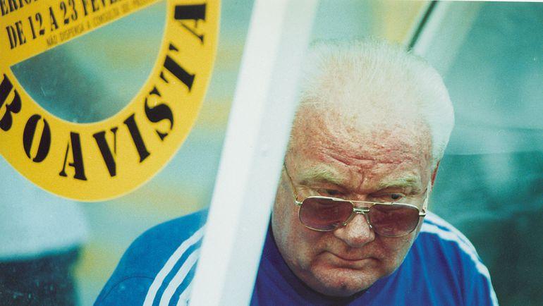 2001 год. Валерий ЛОБАНОВСКИЙ. Фото Иван ТИМЧЕНКО