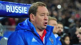 Главный тренер сборной России Леонид СЛУЦКИЙ определился с составом на Euro-2016.