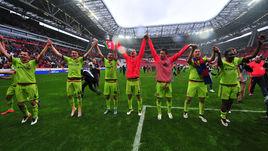 ЦСКА - чемпион-2015/16!