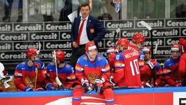 Большие надежды, которые Олег ЗНАРОК связывал с приездом в сборную Александра ОВЕЧКИНА, так и не оправдались.