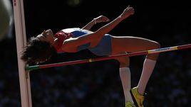 Олимпийская чемпионка-2012 Анна ЧИЧЕРОВА.