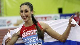 Екатерина КОНЕВА может стать жертвой новой антидопинговой политика ВФЛА и пропустить Игры в Рио.