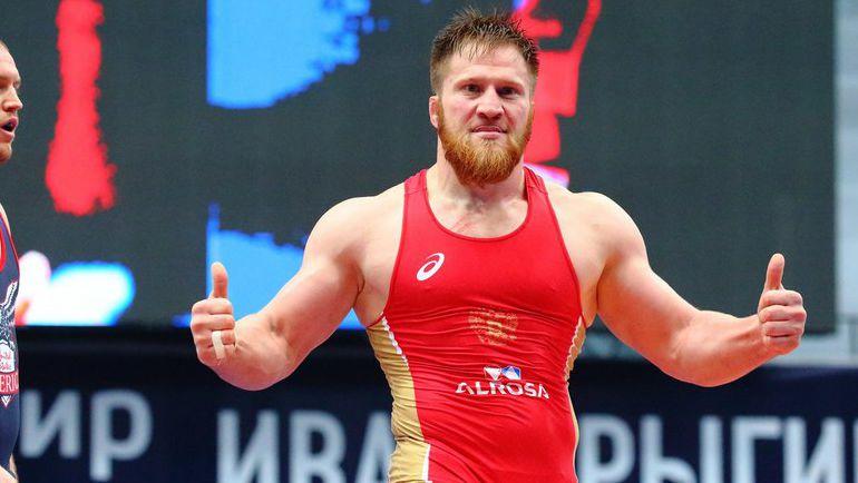 Чемпион Европы Анзор БОЛТУКАЕВ - один из претендентов на олимпийскую путевку в Рио. Фото Александр ОРЕШНИКОВ