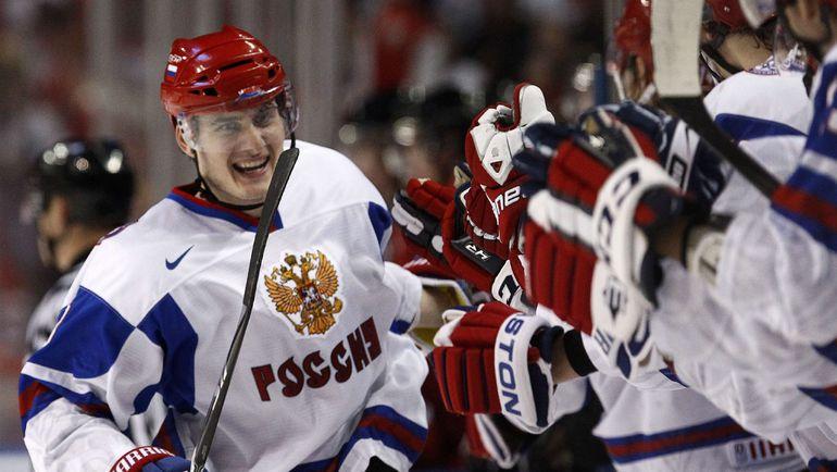Максим КИЦЫН. Фото Reuters