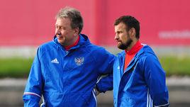 Тренеры сборной России Сергей БАЛАХНИН и Сергей СЕМАК.