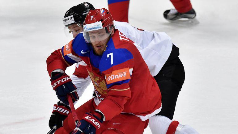 Иван ТЕЛЕГИН. Фото AFP