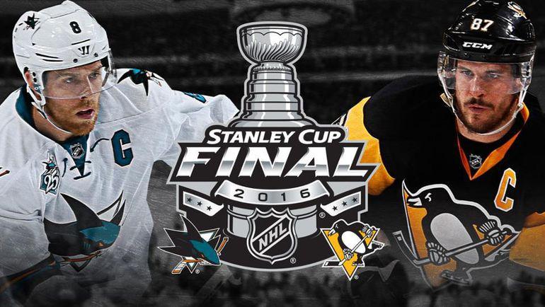 Время финала Кубка Стэнли. Фото НХЛ