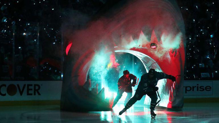 """""""Акулы"""" готовы к финальному рывку. Фото AFP"""