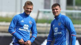 Сегодня. Бад-Рагац. Олег ШАТОВ (слева) и Игорь ДЕНИСОВ.