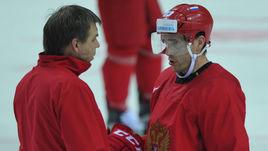 Олег ЗНАРОК (слева) и Павел ДАЦЮК: где они продолжат клубную карьеру?