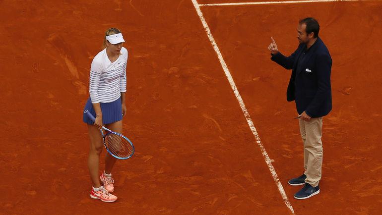 Мария ШАРАПОВА вне игры после Australian Open. Фото REUTERS