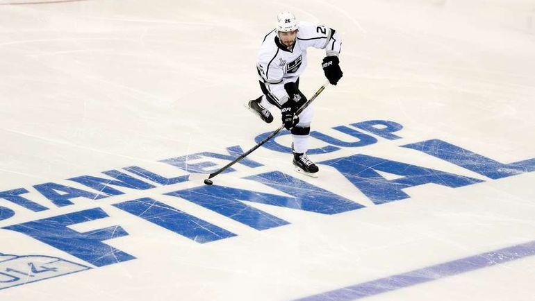 НХЛ против приезда Вячеслава ВОЙНОВА на Кубок мира. Фото AFP