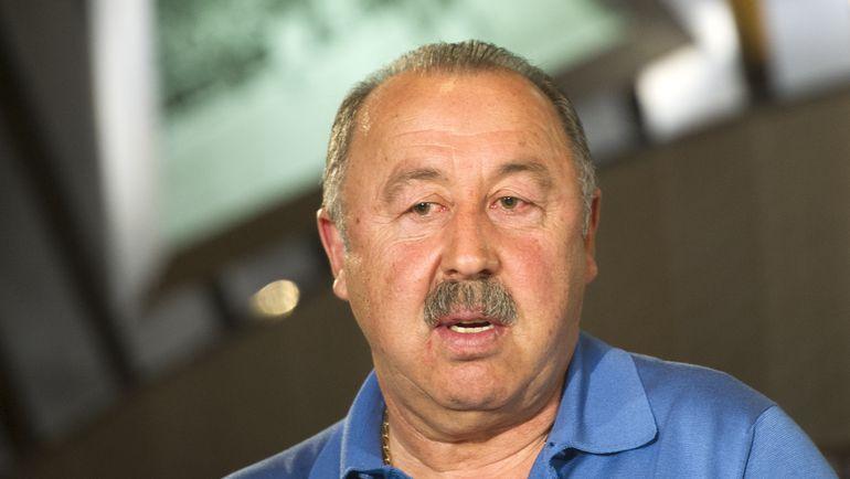 Валерий ГАЗЗАЕВ. Фото Федор УСПЕНСКИЙ, «СЭ»