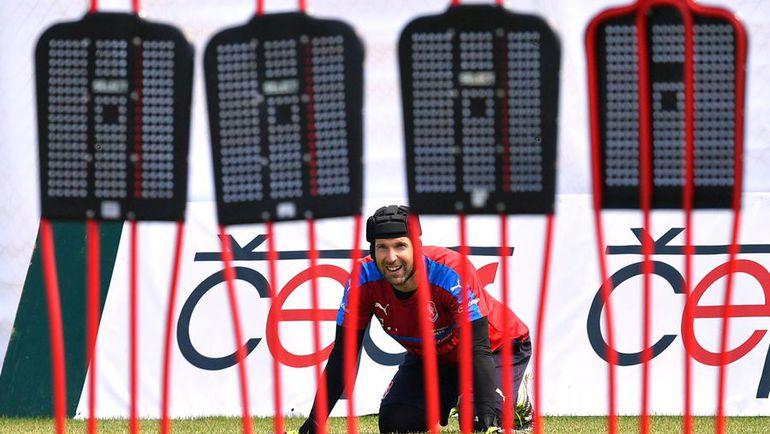 Петр ЧЕХ. Фото AFP