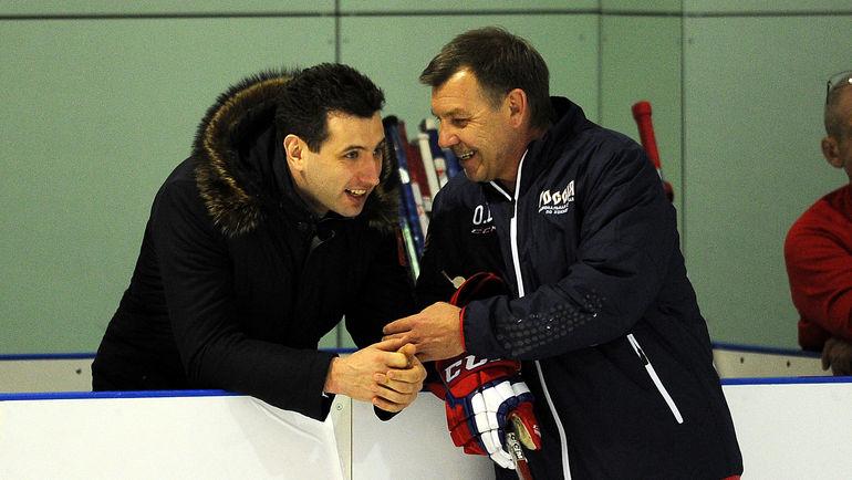 "Знарок vs Ротенберг, ""Авангард"" идет за Кубком Гагарина. Каким будет новый сезон КХЛ"