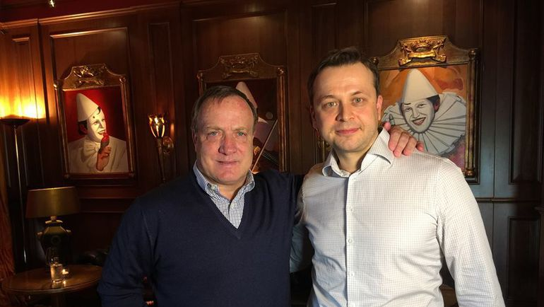 Илья КАЗАКОВ и Дик АДВОКАТ.
