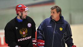 Илья КОВАЛЬЧУК и Олег ЗНАРОК.