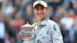 Мугуруса - победительница Roland Garros