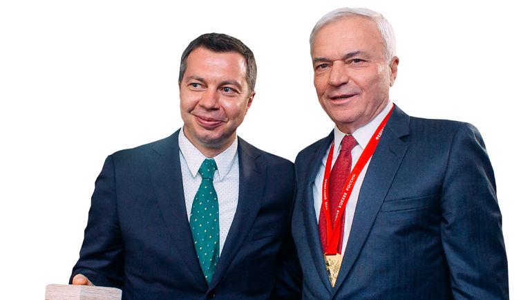 Илья ВОРОБЬЕВ и Виктор РАШНИКОВ.