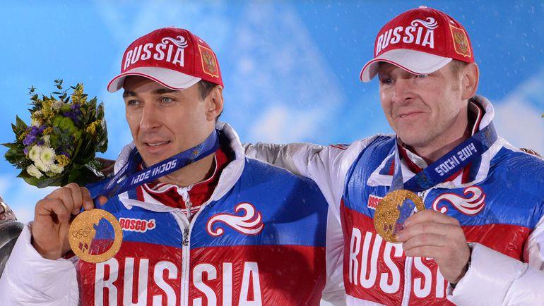 Алексей ВОЕВОДА и Александр ЗУБКОВ. Фото Reuters