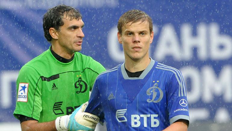 Владимир ГАБУЛОВ и Александр КОКОРИН. Фото Татьяна ДОРОГУТИНА