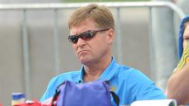 Тренер Виктор ЧЕГИН.